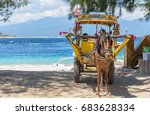Work Horse At The Island Of...