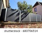 Stainless Steel Garden Fence...