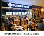 bangkok  thailand   july 18  ... | Shutterstock . vector #683776858