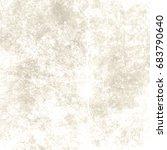 brown designed grunge texture.... | Shutterstock . vector #683790640