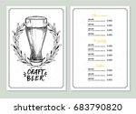 hand drawn vector illustration  ...   Shutterstock .eps vector #683790820