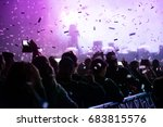 bontida  romania   july 16 ... | Shutterstock . vector #683815576