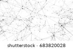 network grid | Shutterstock . vector #683820028