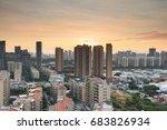 xiamen hecuo xiabao community... | Shutterstock . vector #683826934