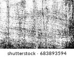 metal texture with scratches... | Shutterstock . vector #683893594
