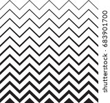 geometric black and white... | Shutterstock .eps vector #683901700