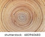 wood can do a lot of things. | Shutterstock . vector #683960683