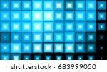 blinking block lights   Shutterstock . vector #683999050