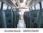 passenger compartment of a big