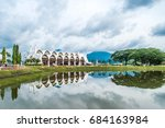 the island of langkawi  ... | Shutterstock . vector #684163984