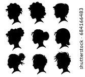 vector illustration of a... | Shutterstock .eps vector #684166483