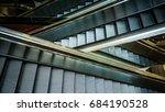 modern interior design  modern... | Shutterstock . vector #684190528