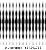 halftone | Shutterstock .eps vector #684241798
