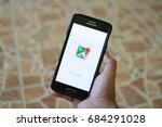 kuantan pahang malaysia  july... | Shutterstock . vector #684291028