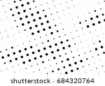 abstract halftone dotted... | Shutterstock .eps vector #684320764