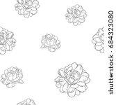 jasmine flower use in... | Shutterstock .eps vector #684323080