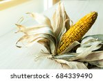 natural lighting and shadow of... | Shutterstock . vector #684339490