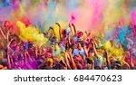 ruse city  bulgaria   june 28 ... | Shutterstock . vector #684470623