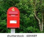 Danish Mailbox