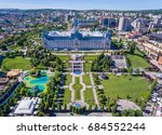 iasi romania   Shutterstock . vector #684552244