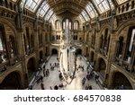 london  uk   july 25  2017 ... | Shutterstock . vector #684570838