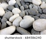 Group Of River Stone Decoratio...
