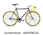 vector illustration of road... | Shutterstock .eps vector #684598210