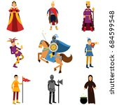 Medieval Characters In The...