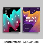 modern abstract posters. cool...