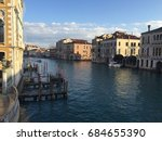 venice canal   Shutterstock . vector #684655390