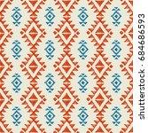 Tribal American Indian Seamless ...