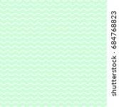 seamless waves pattern. ripple... | Shutterstock . vector #684768823