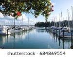 Summer At Doves Bay Boat Marin...