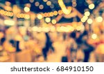 abstract blur image of shopping ... | Shutterstock . vector #684910150