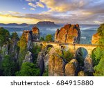 The Bastei Bridge  Saxon...