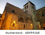 Church Of The Holy Sepulchre O...