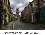 cobbled streets   Shutterstock . vector #684985693