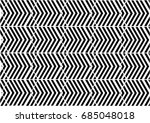 monochrome hexagonal stripe...   Shutterstock .eps vector #685048018