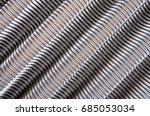 metal grill texture of vehicle... | Shutterstock . vector #685053034