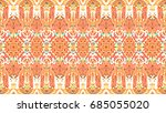 colorful mosaic pattern for... | Shutterstock . vector #685055020