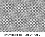 abstract halftone backdrop in... | Shutterstock . vector #685097350