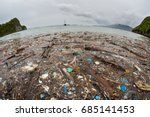 Discarded Plastic Has Washed U...