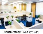 interior of a modern office   Shutterstock . vector #685194334