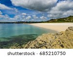 Carlyon Bay In St Austell ...
