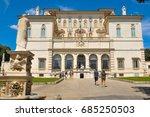 rome  italy   june 21  2016 ... | Shutterstock . vector #685250503