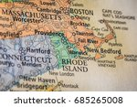 closeup selective focus of... | Shutterstock . vector #685265008