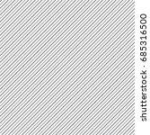 vector line pattern. geometric... | Shutterstock .eps vector #685316500