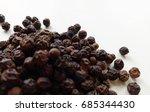 peppercorns | Shutterstock . vector #685344430