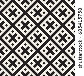 vector seamless pattern.... | Shutterstock .eps vector #685415758