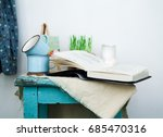 a composition in the style of... | Shutterstock . vector #685470316